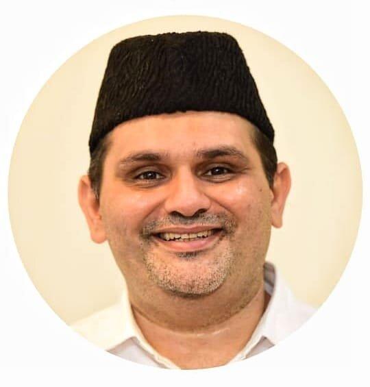 فلسطين؛ لا ينبغي للهند أن تحيد عن موقف الحكومات السابقة: السيد منور علي شهاب الدين الحسيني